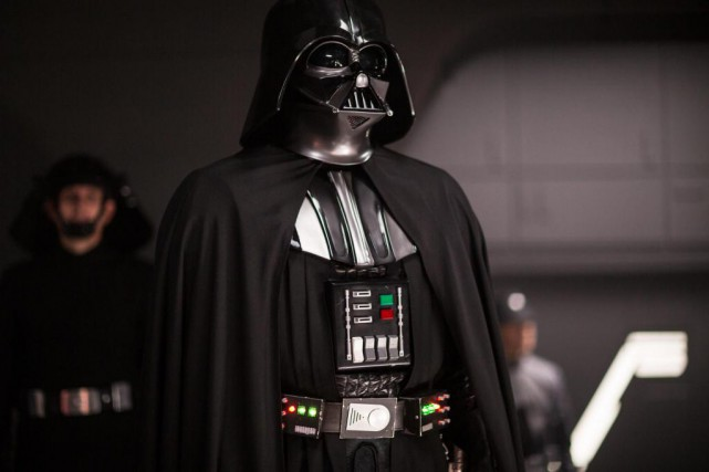 Darth Vader... (Photo fournie par Lucasfilm)