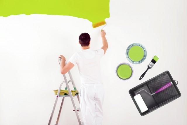 la peinture pour les nuls sophie richard toit et moi. Black Bedroom Furniture Sets. Home Design Ideas