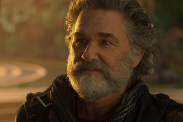 Ego (Kurt Russell)... (Photo fournie par Marvel Studios)