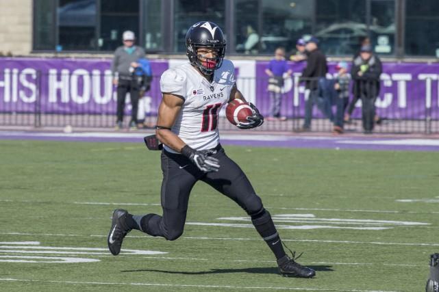 Nathaniel Behar deviendra le premier joueur des Ravens... (Courtoisie)