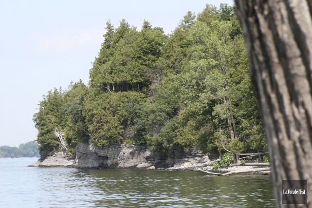 Les projets de dépollution du lac Champlain pourront... (Alain Dion, archives La Voix de l'Est)
