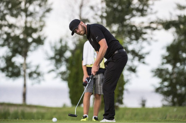 Directeur général du Club de golf Lac-Saint-Jean, Keven... (Tirée de facebook, Pixel Sports)