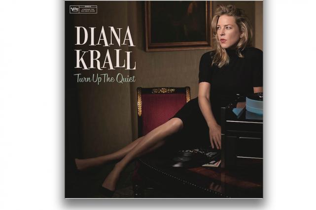 Jazz,Turn Up The Quiet, deDiana Krall...
