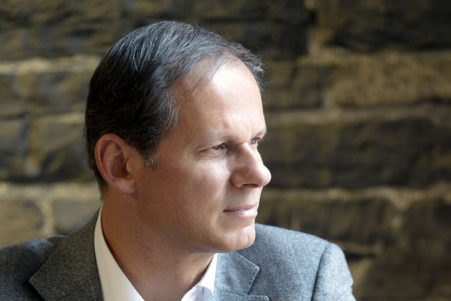 L'écrivain J.R. dos Santos... (Le Soleil, Jean-Marie Villeneuve)