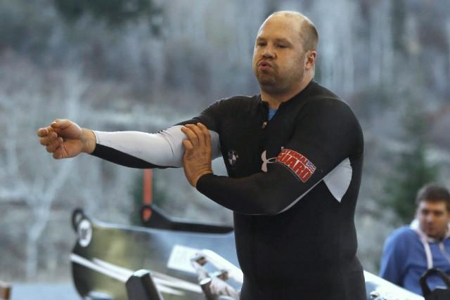 Outre son titre olympique en 2010 à Vancouvers,... (photo Jim Urquhart, Associated Press)
