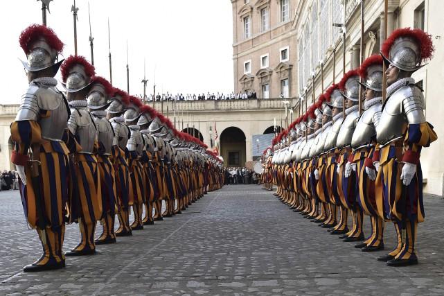C'est le 6 mai de chaque année qu'a... (AFP, Tiziana Fabi)
