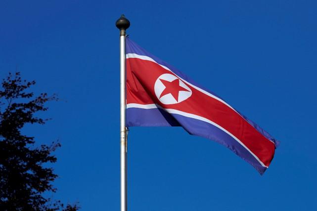 La Corée du Nord a arrêté un nouveau ressortissant américain, qu'elle a accusé... (ARCHIVES REUTERS)