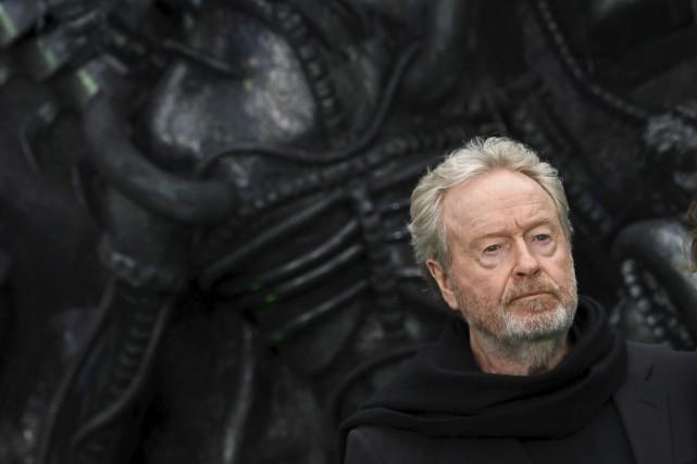 Le réalisateur Ridley Scott... (AFP, Justin Tallis)