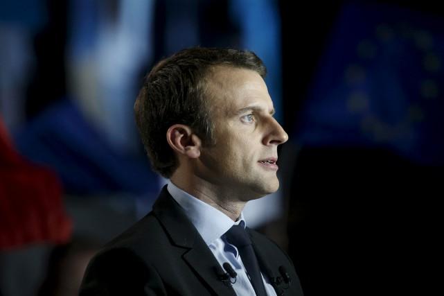 Emmanuel Macron... (The Associated Press)