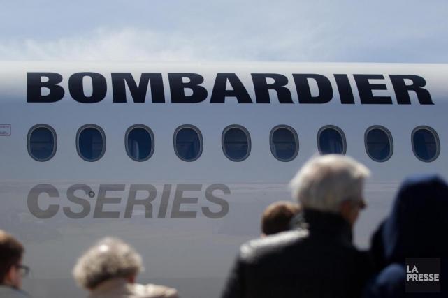 Bombardier prévoit faire passer sa production annuelle d'avions... (Ivanoh Demers, Archives La Presse)