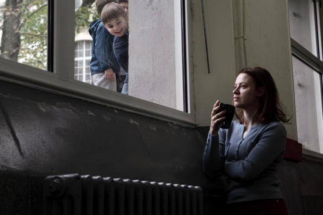Sara Forestier interprète Florence dans Primaire, un film... (Photo fournie par AZ Films)