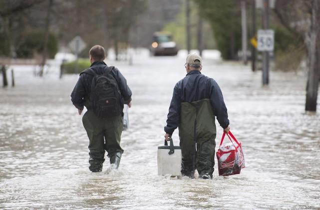 La Croix-Rouge sollicite des dons afin de prêter main-forte aux populations aux... (Photo PC)