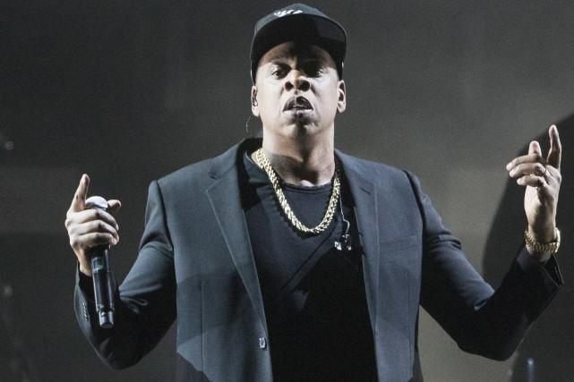 L'annonce de la tournée de Jay-Z intervient dix... (Archives AP)