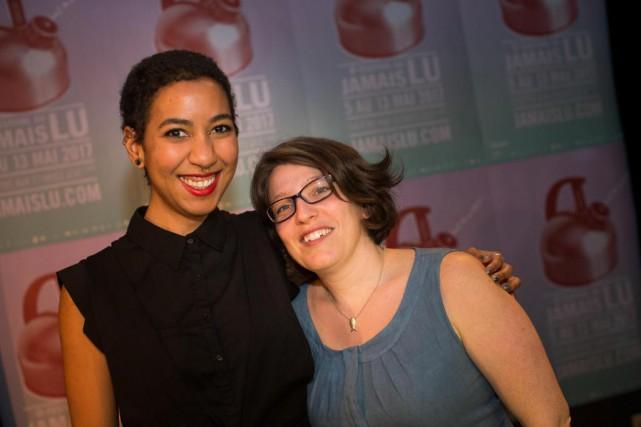 La conseillère dramaturgique Marilou Craft codirige la programmation... (PhotoOLIVIER PONTBRIAND, LA PRESSE)