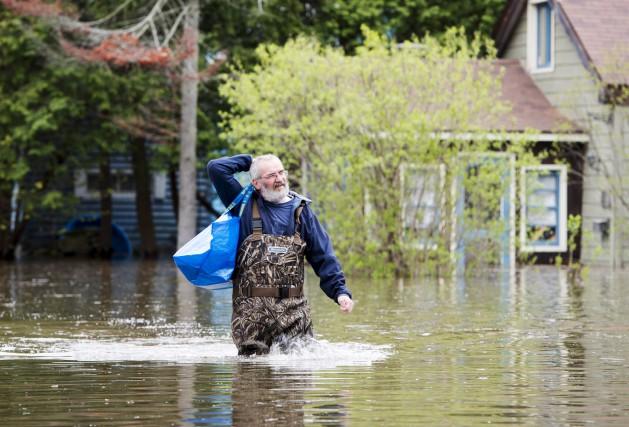 La Croix-Rouge est déjà venue en aide à... (La Presse canadienne)