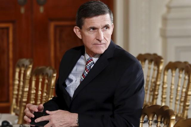 Michael Flynn a été nommé conseiller à la... (AP, Carolyn Kaster)