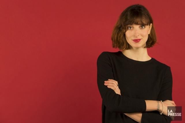 L'auteure Sarah-Maude Beauchesne... (archives La Presse)