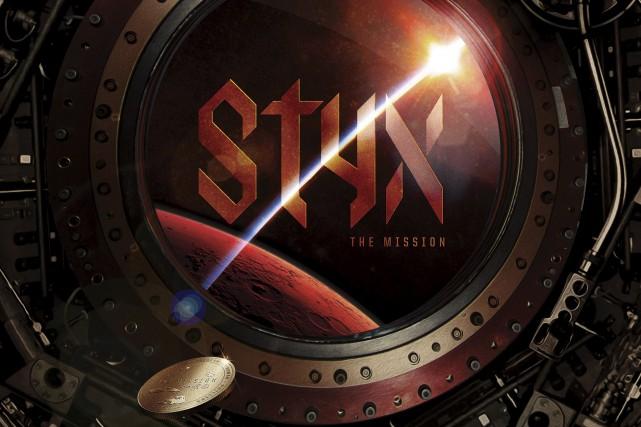 La sortie du nouvel album de Styx, The... (Photo fournie)