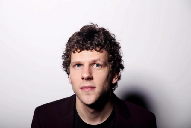 Jesse Eisenberg... (photo Matt Sayles, archives Invision/Associated Press)