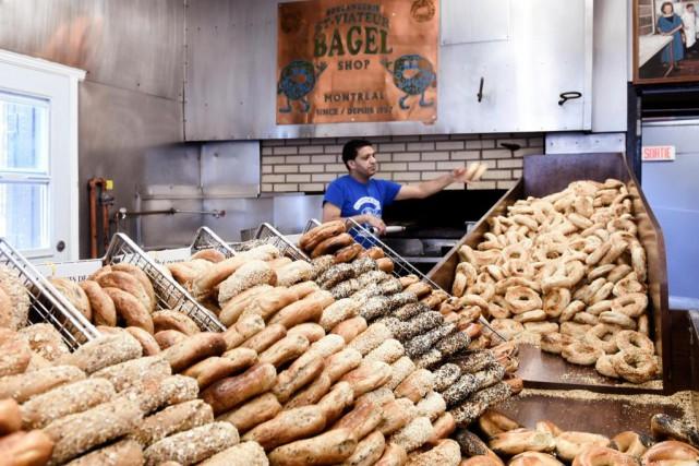 L'influence de la communauté juivesurla scène culinaire montréalaise... (Photo Bernard Brault, La Presse)