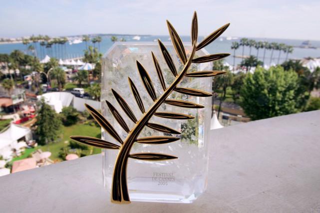 Dix-neuf films sont en compétition cette année pour la Palme d'or à Cannes,... (PHOTO ARCHIVES AFP)