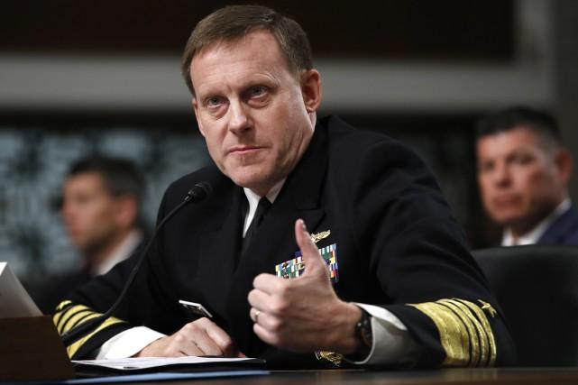 Le directeur de la NSA, Mike Rogersa ajouté... (AP, Jacquelyn Martin)