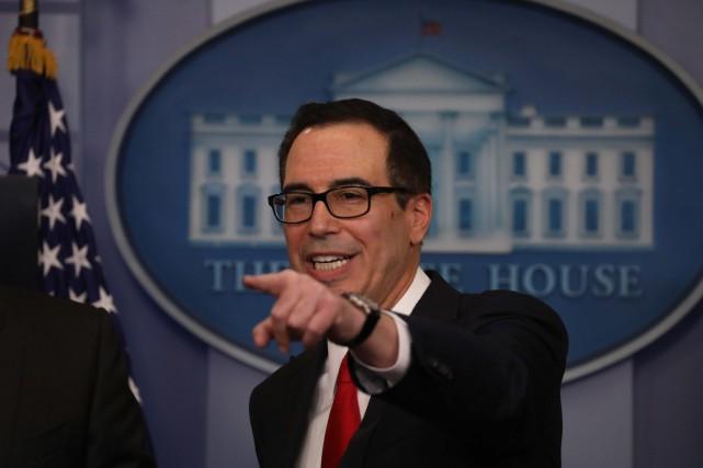 «Le nouveau site fournit aux contribuables la capacité... (REUTERS)