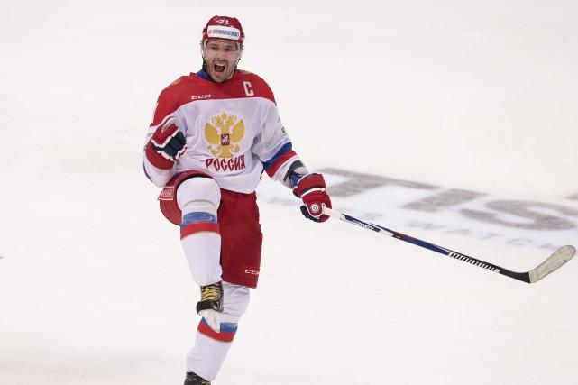 Ilya Kovalchuka passé les quatre dernières saisons avec... (Photo Ivan Sekretarev, archives AP)
