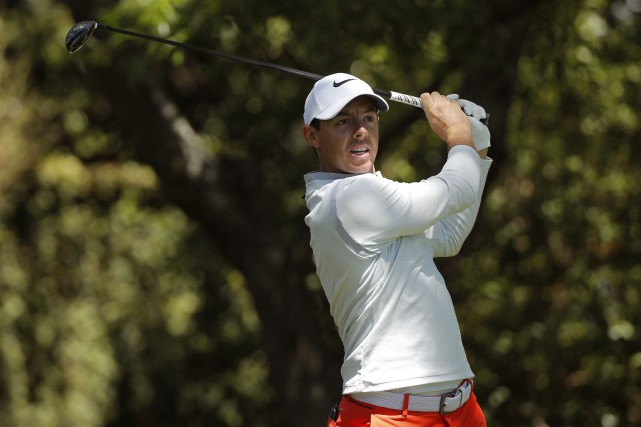 Rory McIlroy... (Photo Jonathan Ernst, Reuters)