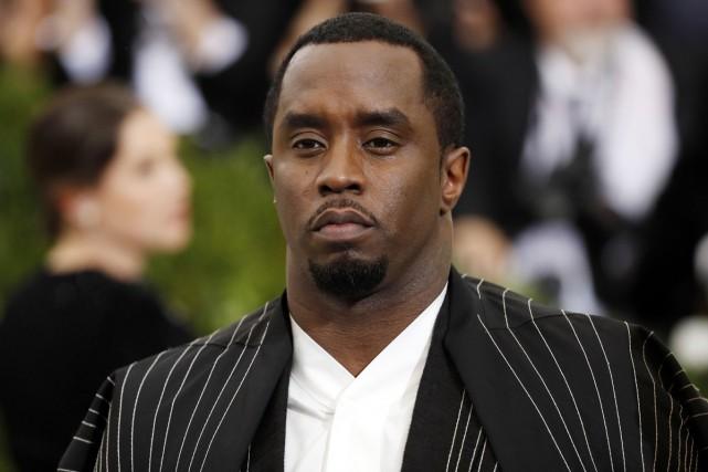 Le rappeur américain Diddy est poursuivi par son ancienne chef cuisinière qui... (PHOTO ARCHIVES REUTERS)