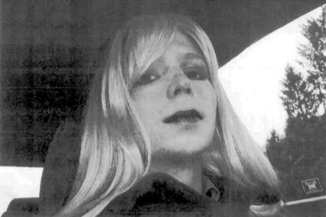 Chelsea Manningavait été condamnée en août 2013 à... (PHOTO AFP)