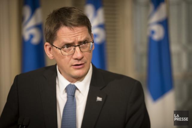 Le député de Jonquière, Sylvain Gaudreault... (Archives)