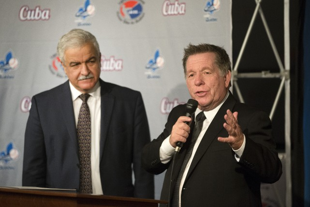 L'ambassadeur de Cuba au Canada, Julio Garmendia Pena,... (La Presse photo Robert Skinner ,)