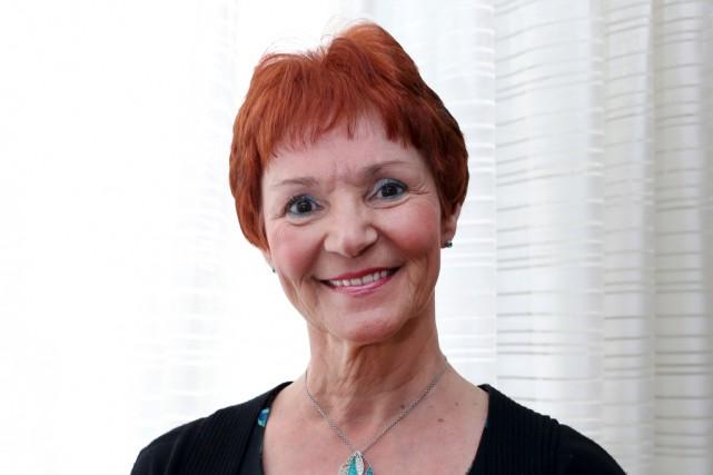 Lisette Bouchard a vécu de nombreux deuils au... (Christophe Boisseau-Dion)