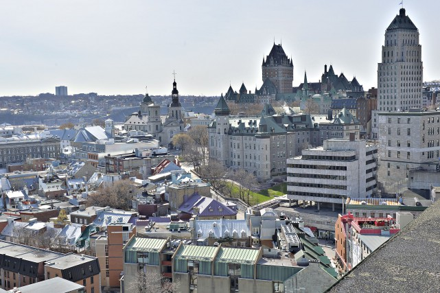 Selon l'auteur, l'intérêt d'un tram-train à Québec réside... (Le Soleil, Patrice Laroche)