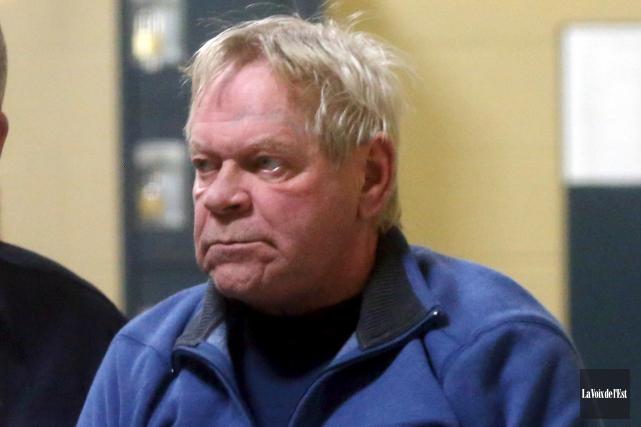 Yvon Brosseau avait été arrêté en janvier pour... (archives La Voix de l'Est)