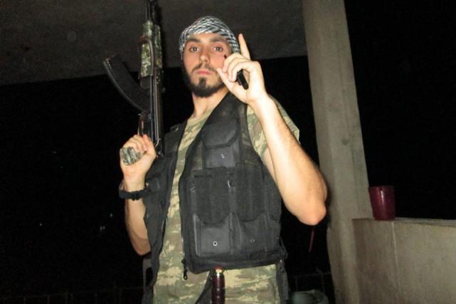 Ismaël Habib fait face à une accusation criminelle... (Photo tirée de Facebook)