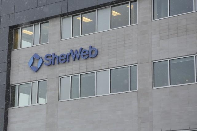L'entreprise sherbrookoise SherWeb prend de l'expansion sur la... (Archives, La Tribune)
