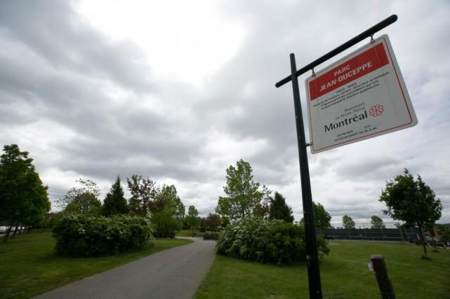 Le parc Jean-Duceppe, dans Rosemont, accueillera les premiers... (PHOTO FRANÇOIS ROY, archives LA PRESSE)