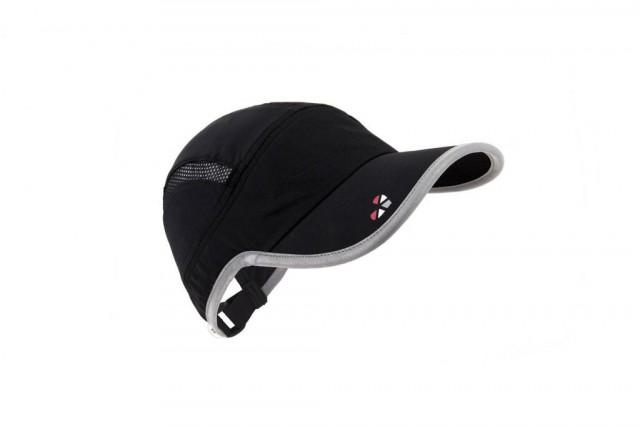 LifeBEAM propose une casquette dotée d'un capteur faisant... (PHOTO FOURNIE PAR LifeBEAM)