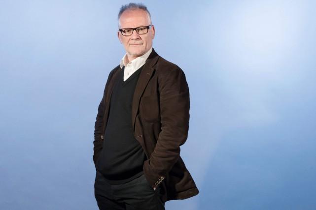 Thierry Frémaux, délégué général du Festival de Cannes.... (PHOTO AFP)