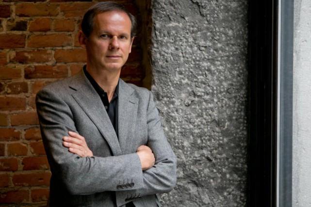 L'auteur et journaliste-vedette José Rodrigues dos Santos publie... (PHOTO DAVID BOILY, LA PRESSE)