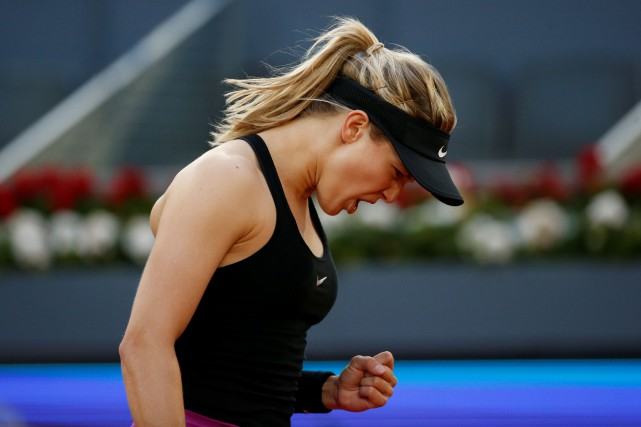 Eugenie Bouchard... (Photo Susana Vera, REUTERS)