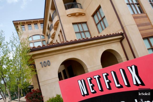 Le Festival a «demandé en vain à Netflix... (Photothèque Le Soleil)