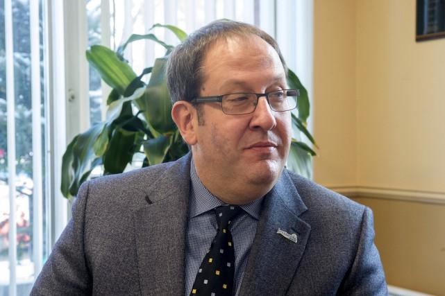 Alain Halley a démissionné de la direction générale... (Stéphane Lessard)