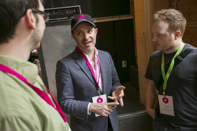 Le fondateur et président de Startupfest Philippe Telio... (Spectre média, René Marquis)
