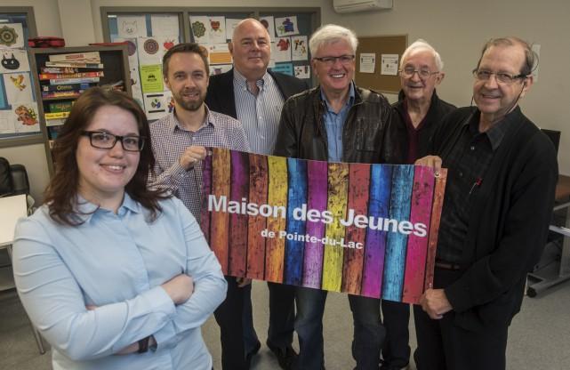 Une campagne afin de financer la relocalisation de... (François Gervais)