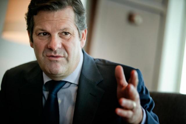 Pierre Beaudoin, président exécutif du conseil d'administration de... (Photo Marco Campanozzi, Archives La Presse)