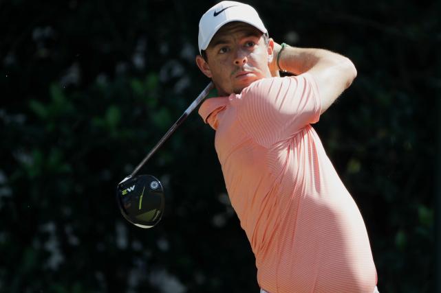 Rory McIlroy tentera de remporter en fin de... (AP, Chris O'Meara)