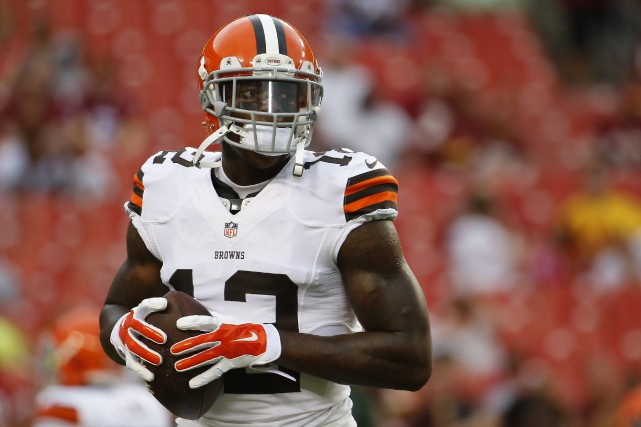 Josh Gordon a été suspendu à maintes reprises... (Photo Evan Vucci, Archives Associated Press)